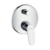 Смеситель для ванны скрытого монтажа HANSGROHE Focus E2 31946000 купить