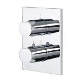 Смесител для ванны встраиваемый термостатический IL BAGNO ALESSI One by ORAS 8578 купить