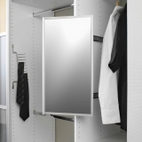 Выдвижное зеркало PELLY 570 x 310 мм 1641.00.80.11 купить