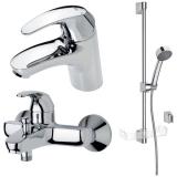 Набор смесителей для ванны ORAS Polara set 3 в 1 1496 купить