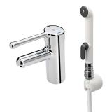 Смеситель для раковины с гигиеническим душем ORAS Medipro 5512A купить
