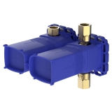 Скрытая часть смесителя для душа встраиваемого термостатического ORAS Signa 2209A купить