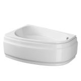Ванна акриловая  асимметричная CERSANIT Joanna L 140*90 S301-006 купить