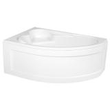 Ванна акриловая асимметричная CERSANIT Kaliope L 153*100 S301-024 купить