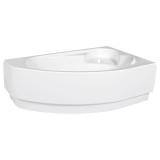 Ванна акриловая асимметричная CERSANIT Kaliope R 170*110 S301-115 купить