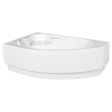 Ванна акриловая асимметричная CERSANIT Kaliope L 170*110 S301-114 купить