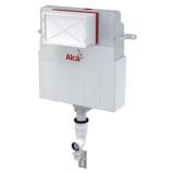 Бачок застенный для приставного унитаза ALCAPLAST Basicmodul AM112 купить