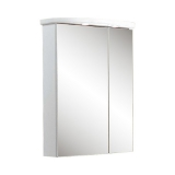 Шкаф зеркальный АКВАТОН Норма 650 мм 1A002102NO010 купить