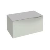 Шкаф подвесной JACOB DELAFON Stillness 80,5/81,1x45*40 см белый лак глянцевый EB2004-G1C купить