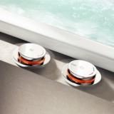 Смеситель на борт ванны электронный VIEGA Multiplex Trio E2 682972 купить