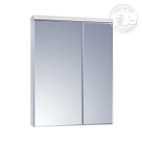 Зеркальный шкаф АКВАТОН Брук 60 купить