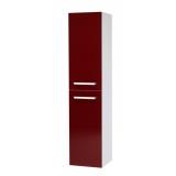 Пенал высокий DREJA Q Max 35 S красный глянец 62357 купить