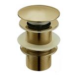 Донный клапан для раковин без перелива MELANA бронза TB50-1 купить